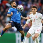 Atleti launches for Insigne