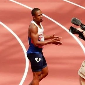 An Englishman tested positive and they would lose a medal