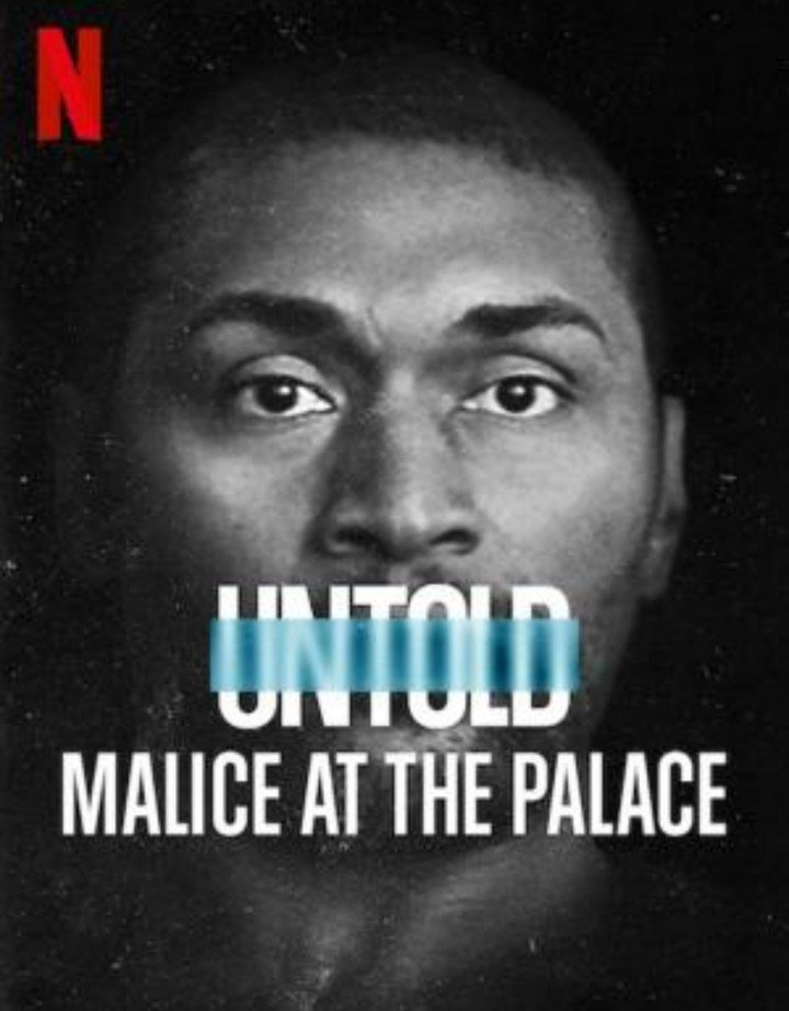It will have five episodes. (Malice at the Palace)