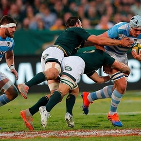 Pumas confirmed for Rugby Championship debut