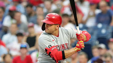Joey Votto is one of the home runners of the year for the Cincinnati Reds
