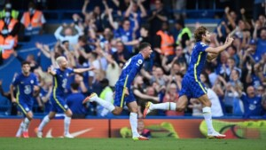 Chelsea thrashed Crystal Palace and confirmed their candidacy in the Premier League