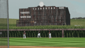 "Baseball in the ""Field of Dreams"" | Video | CNN"