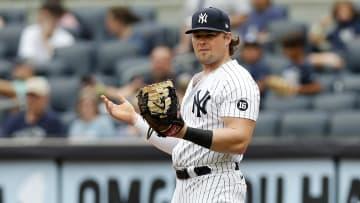 Luke Voit returned in good time for the Yankees