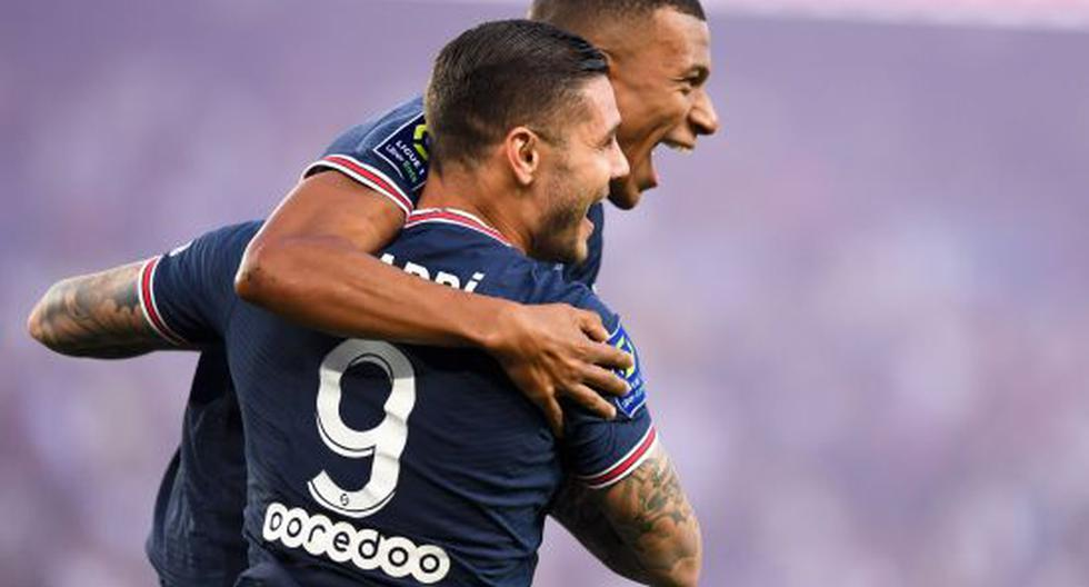 A party in Paris: PSG beat Strasbourg 4-2 on the second round of Ligue 1