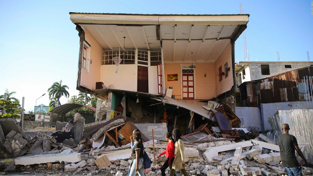 Sport reacts to the earthquake in Haiti
