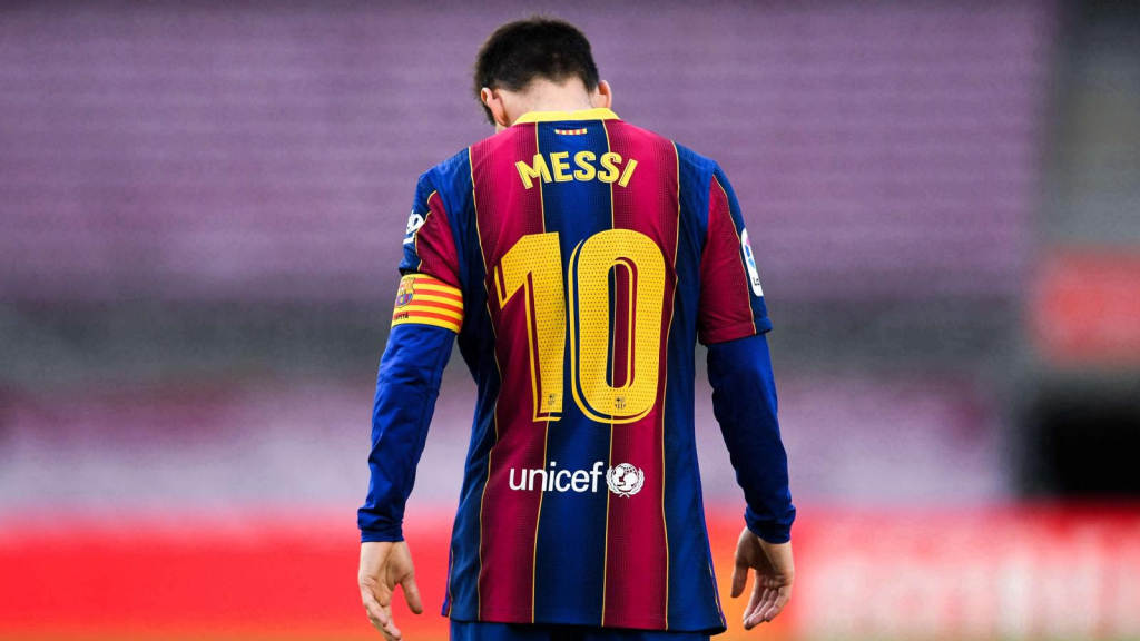 LaLiga began with the shadow of Messi