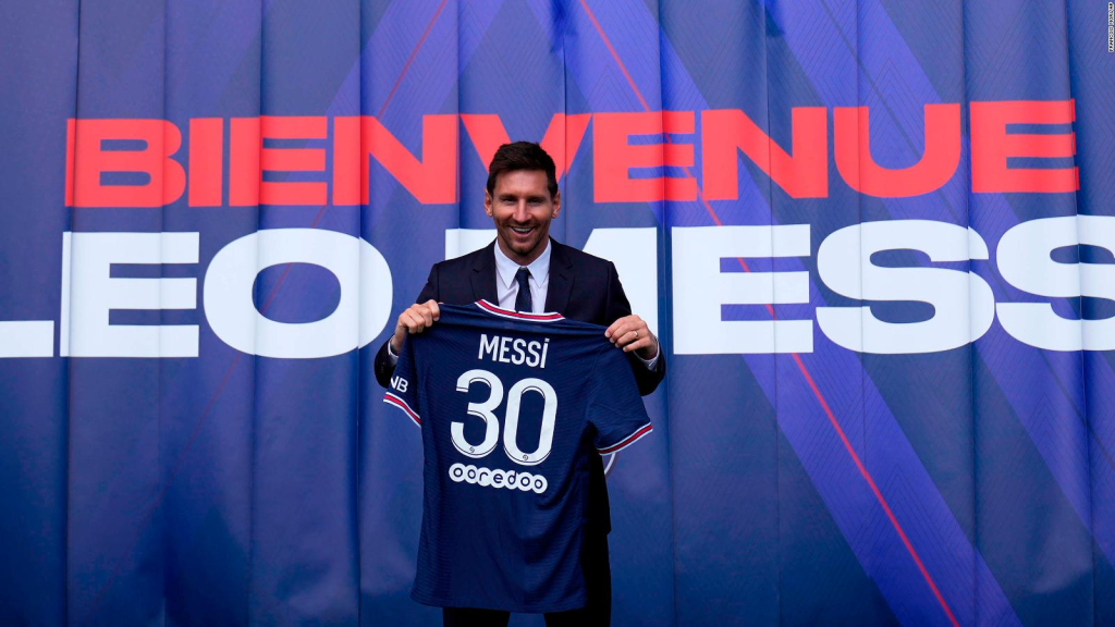 PSG businesses already see fruits after the signing of Messi