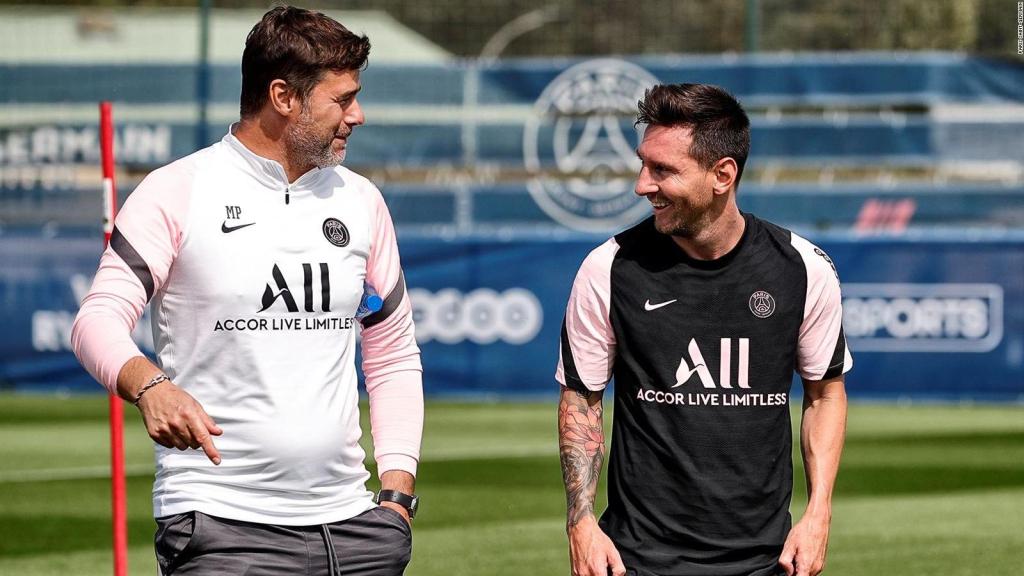 Pochettino feels privileged to coach Messi