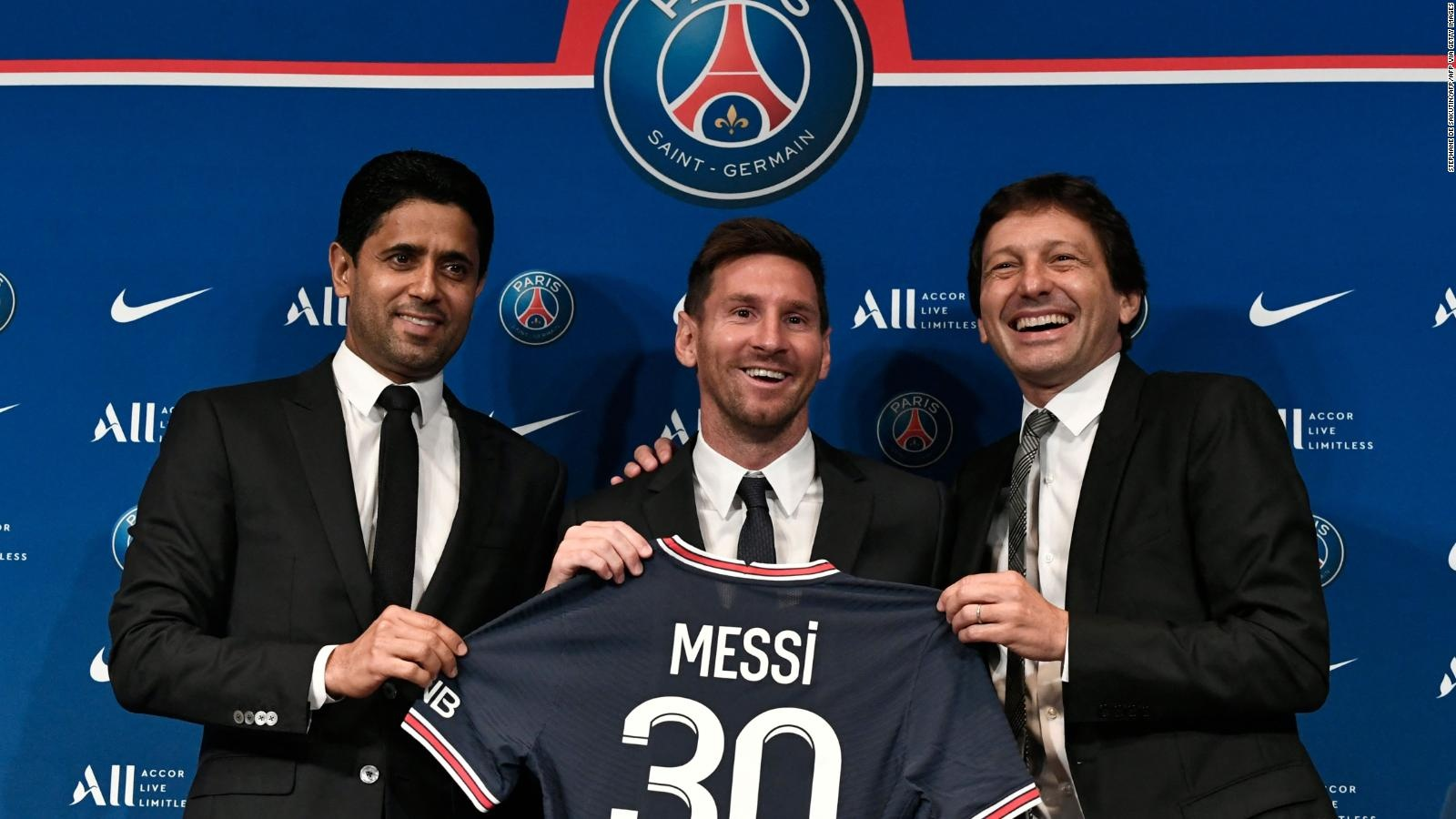 1629050825 Part of Messis contract with PSG will be paid with