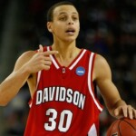Documentary about Stephen Curry's passage through college basketball is being prepared