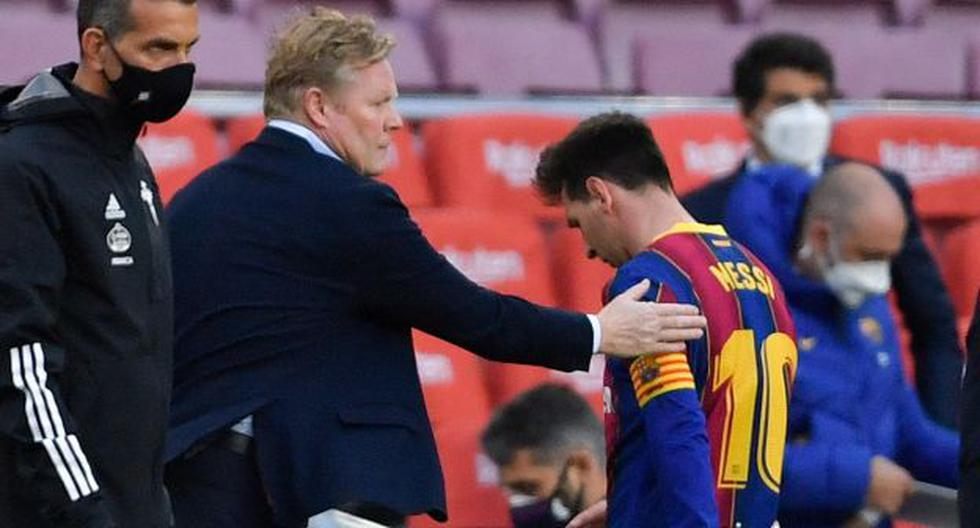 Koeman forgets Messi: the LaLiga star who has asked the president of Barcelona