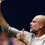 Pep Guardiola defends the monumental expenditure of the City and in England they throw at him
