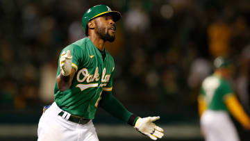 Starling Marte's good performance with Oakland will help him negotiate