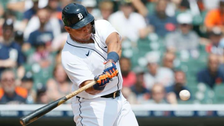 Miguel Cabrera needs 58 more hits
