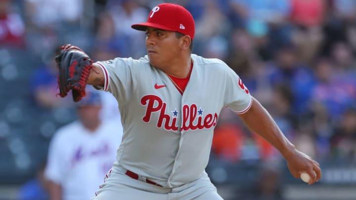 Ranger Suarez has established himself in the Philadelphia bullpen