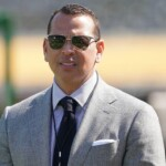 A-Rod forgets about JLo and is caught with his new conquest, presenter Melanie Collins