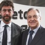 Agnelli warns Laporta and Florentino of CVC's 'risk'