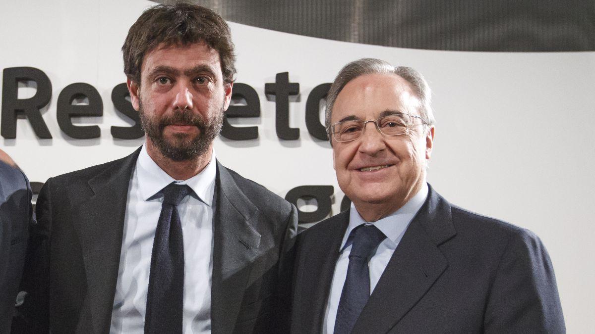 Agnelli warns Laporta and Florentino of CVCs risk