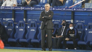 "Ancelotti: ""Calling Benzema forward seems little to me"""