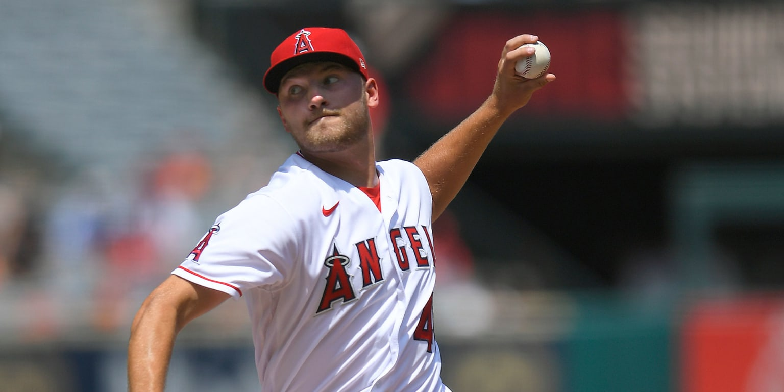 Angels beat Astros behind Detmers