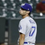 Another Dodgers Pitching Kill! Now Joe Kelly suffers from indecipherable injury