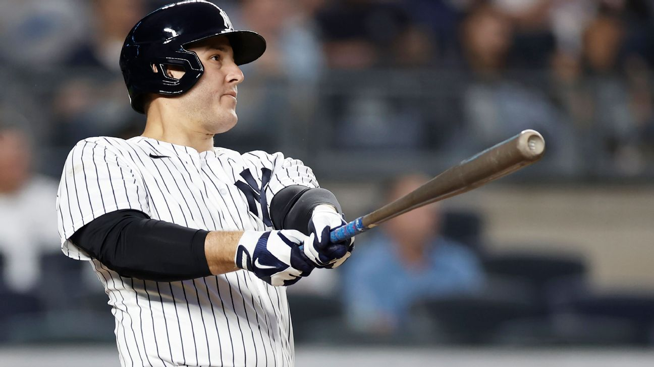 Another Yankee falls Anthony Rizzo has COVID 19