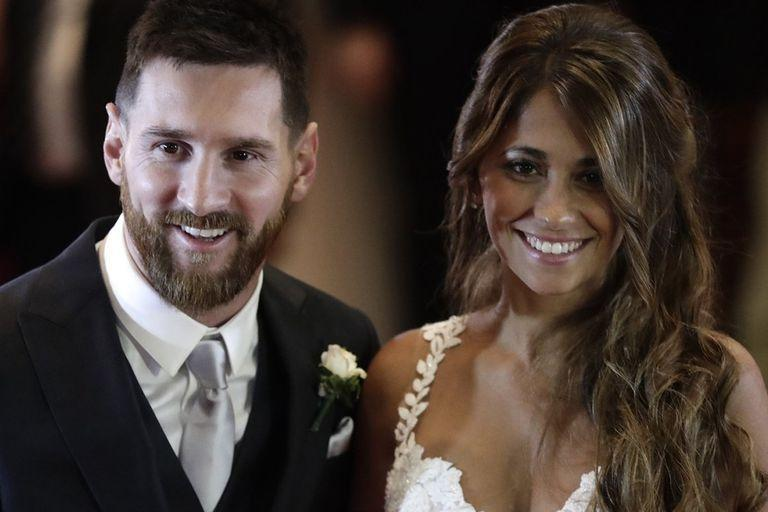 Antonela and Leo, one of the most popular couples in Argentina