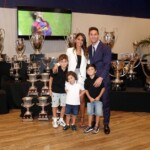 Antonela Rocuzzo's harangue for Lionel Messi and his family after saying goodbye to Barcelona