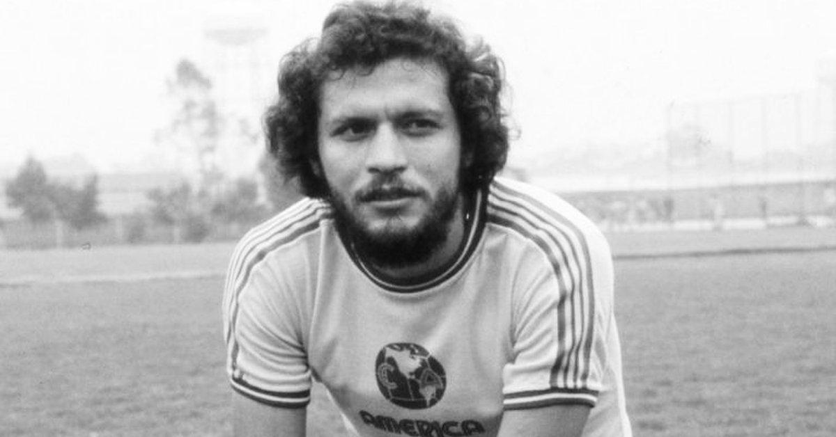 Antonio de la Torre Villalpando historical footballer of America and