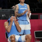 Argentina falls to Australia in the quarterfinals, Scola says goodbye