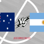 Argentina vs. Australia, live: statistics, plays, highlights and how to watch the quarterfinals of the Tokyo 2020 Olympic Games | NBA.com Argentina | The Official Site of the NBA