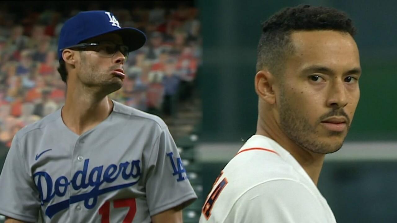 Astros-Dodgers: Electric Atmosphere in LA