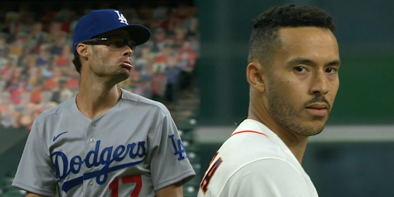 Astros Dodgers Electric Atmosphere in LA