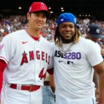 Attentive that the game of the year is coming! Ohtani to pitch Vladdy Jr. in Anaheim