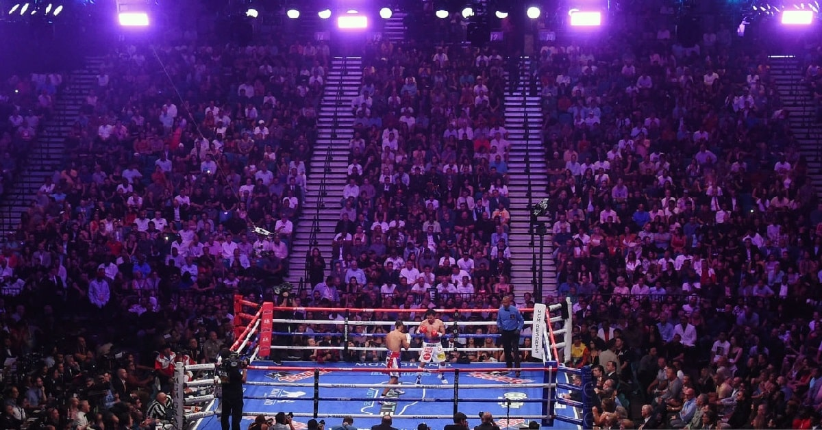 BOXING LIVE: The fights of the night