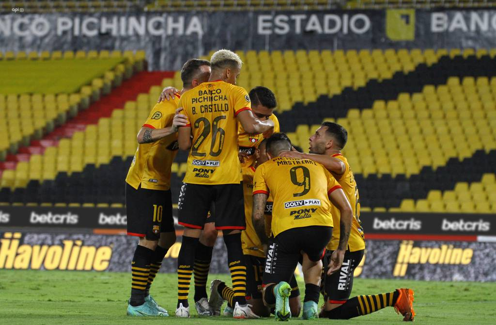 Barcelona SC wants to end the tyranny of Brazil and