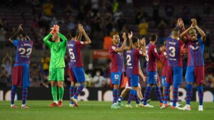Barcelona approved and suspended: Braithwaite stays
