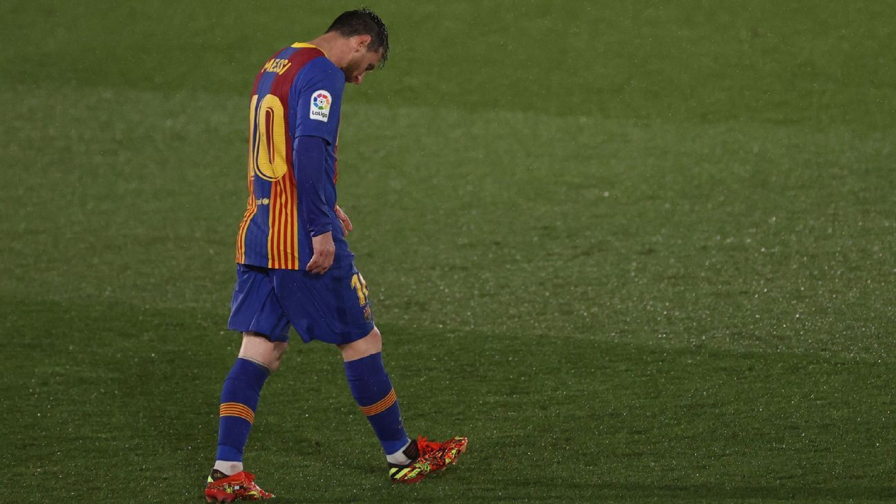 Barcelona leaves Messis number 10 an orphan
