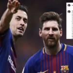 Barcelona: players give an emotional farewell to Lionel Messi