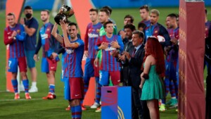 Barcelona vs. Juventus - Game Report - August 8, 2021 - ESPN