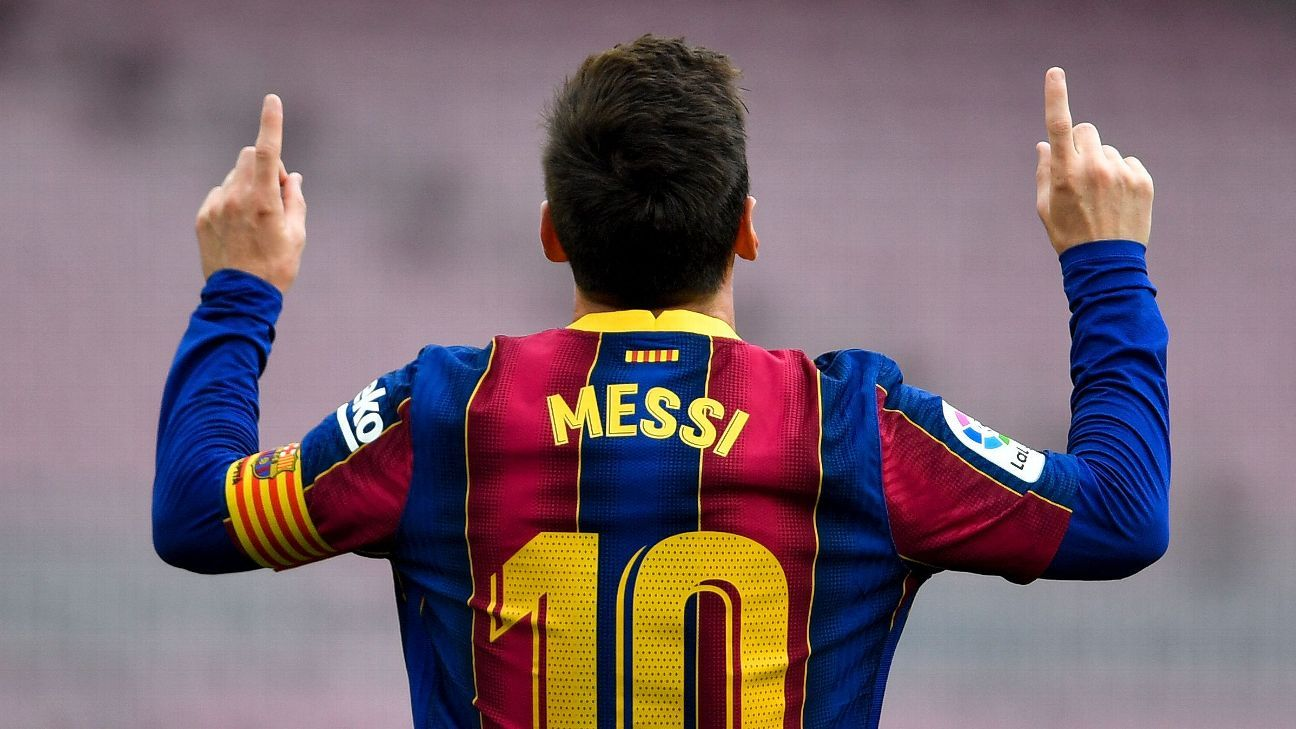 Barcelona will stop earning millions in products dedicated to Messi