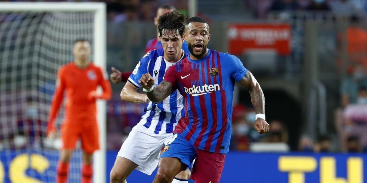 Barcelonas 1x1 against Real Sociedad