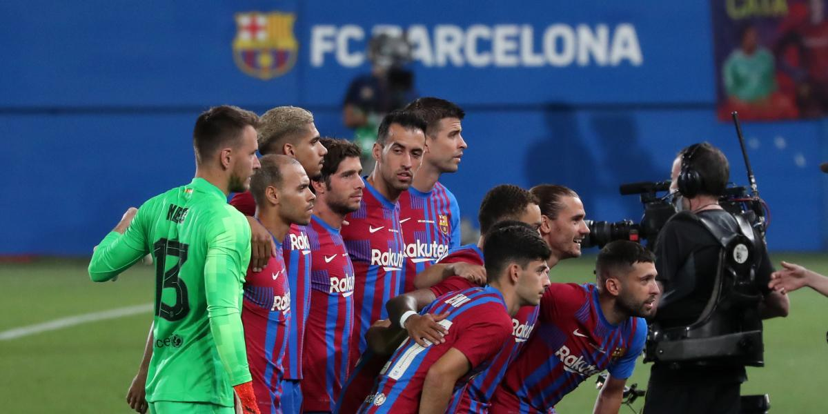 Barcelona's 1x1 in the Gamper against Juve