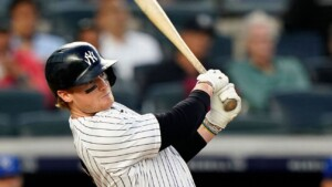 Boone doesn't say if Clint Frazier will play again