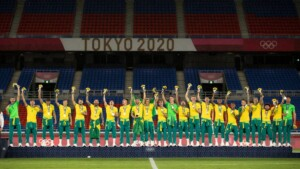 Brazil's Olympic Committee 'repudiates' the attitude of the soccer team for not wearing their official uniform on the Tokyo 2020 podium | Football | sports