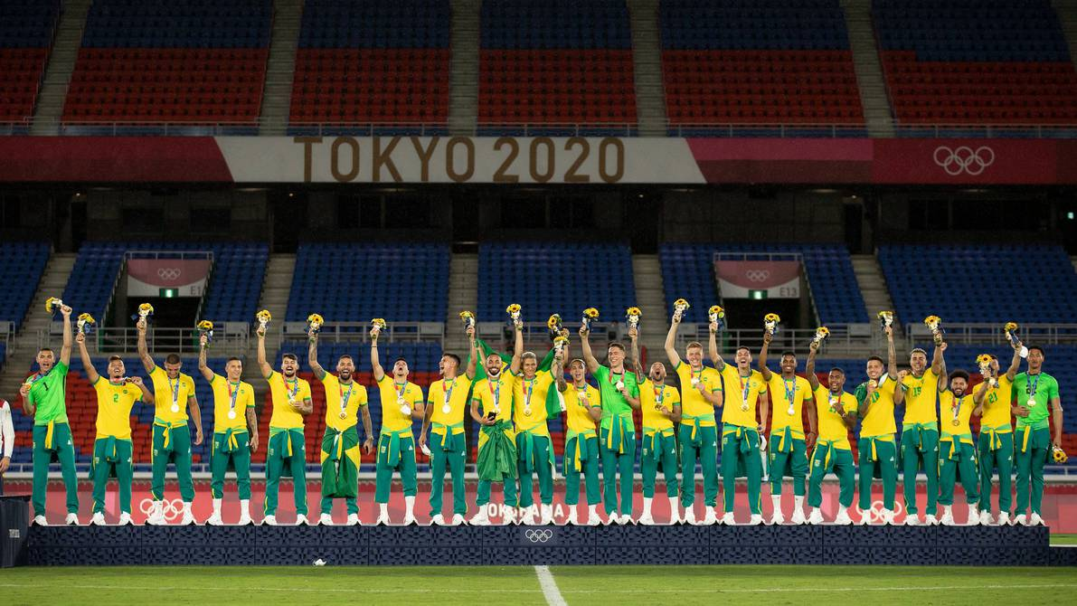 Brazils Olympic Committee repudiates the attitude of the soccer team