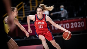 Breanna Stewart guides USA Women's Basketball to semifinals with win over Australia