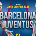 By ESPN, Barcelona vs Juventus LIVE: they face each other for the 2021 Joan Gamper Trophy