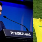 CHALLENGE FOR DANI ALVES: Lionel Messi revealed what his great goal is in the remainder of his career